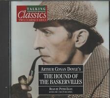 THE HOUND OF THE BASKERVILLES, Arthur Conan Doyle ~ 2-CD Audiobook