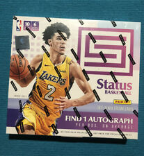 2017-18 NBA STATUS BASKETBALL HOBBY FACTORY SEALED BOX!