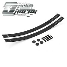 """FORD F100 1965-1979 FRONT LIFT KIT 3/"""" BLACK DELRIN COIL SPRING SPACERS 2WD 4X2"""