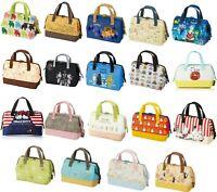Skater Lunch Box Cooler Bag Bento Select 19 Design Color Japan