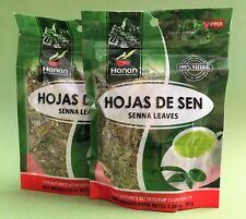 Hoja de Sen (Senna Leaves) 2 Bags