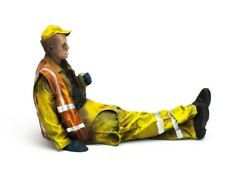 "Jaune Pauwels Art ""Full Time"" Job Sculpture Ed 25 COA Resin 5 Inches Tall"
