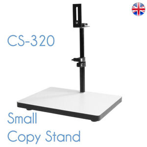 CS 320 Small Copy Stand Rostrum 32 CM Max Height UK Stock Brand New