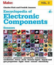 ENCYCLOPEDIA OF ELECTRONIC COMPONENTS - PLATT, CHARLES/ JANSSON, FREDRIK - NEW P