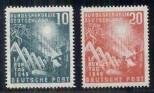GERMANY #665-6 Complete set, og, NH, VF, Scott $90.00