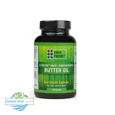 X Factor Gold Butter Oil – 120 Capsules - Green Pasture