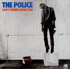 The Police 1978 Release Year Vinyl Records