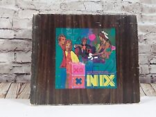 Vintage Nix Leisure Life Block / Cube / Card Board Game - Family Night