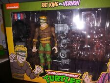 TMNT NECA Rat King action figure