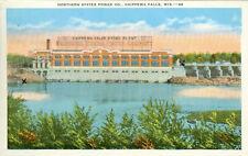 Chippewa Falls,WI. The Northern States Power Company