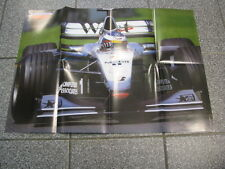 West McLaren Mercedes MP4-14 1999 #1 Mika Hakkinen (gevouwen)