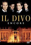 Il Divo - Encore (DVD, 2006) Brand New