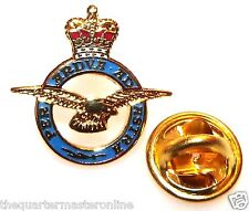 RAF Royal Air Force Lapel Pin Badge
