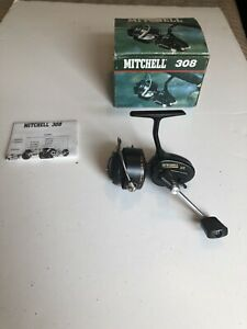 Vintage Mitchell 308 New In Box spinning reel
