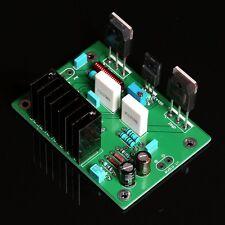 Assembeld Upc1342V + Njw0302G/Njw0281G mono Power amplifier board 150W