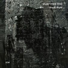 VIJAY IYER TRIO - BREAK STUFF  CD NEW+