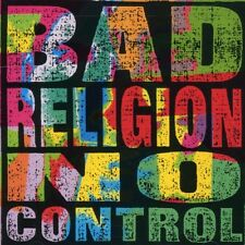 Bad Religion - No Control [New CD] Rmst, Reissue
