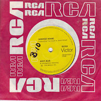 DOROTHY MOORE Misty Blue / Here It Is 45