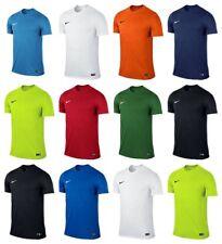 Nike Park VI para hombre T shirt Tee Shirts Gimnasio Correr Fútbol Prendas para el torso Camiseta