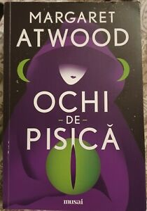 Ochi de Pisica de Margaret Atwood Book in Romanian