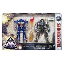 Transformers: Mission to Cybertron Deluxe Action Figure - Optimus Prime