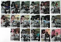 2020 TOPPS GOLD LABEL BASEBALL LOT OF 17 DIFFERENT CARDS VARIOUS CLASSES