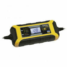 GYS ARTIC 4000 4A 12/24V Chargeur de Batterie de Voiture (029583)