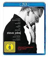 Steve Jobs [Blu-ray] von Boyle, Danny | DVD | Zustand sehr gut