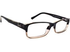 Ray Ban Eyeglasses RB 5169 5540 Marble/Crystal Rectangular Frame 54[]16 140
