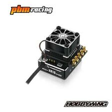Hobbywing XERUN XR10 Pro V4 160 Amp Brushless Competition ESC Black - HW30112600