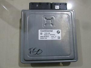 Genuine 2011 BMW E93 325i Convertible 2D 10-2014 Engine Control Unit ECU 7624048