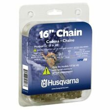 4-Pack 16-Inch Chainsaw Chain Replacement for Husqvarna 359 16, 3//8.050, 60 Drive Links