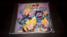 Dragon Ball Z Gaiden: Plan to Eradicate the Saiya Game Soundtrack OST Japan Rare
