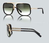 Authentic Dita Mach One DRX 2030 F Black/Gold Sunglasses