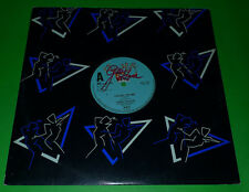 """CANDI STATON 12"""" COUNT ON ME UK PRESSING 1982 EXCL SUGARHILL RECORDS SHL115"""