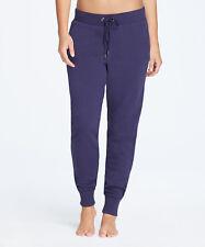 Yummie Heather Thomson Sweatpants w/ Slash Pockets YTS-012 Medieval Blue XS  NEW