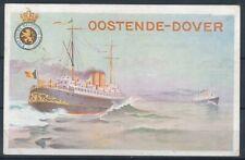 [1135] Ostende CPA - Oostende Dover