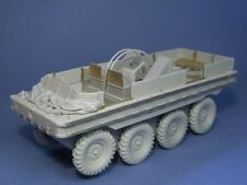1/35th Resicast WWII British Terrapin