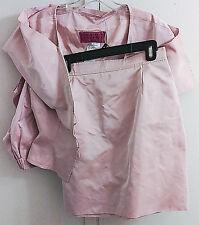 Christian Lacroix Silk Embroidered Baroque 2 Pc Suit Blazer Skirt Size S EUR 42