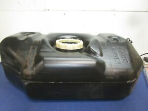 Jeep TJ gas tank fits 97-02 Wrangler Poly Gas Fuel Tank 15 Gallon 52018687 4 cyl