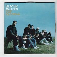 (GW560) Blazin' Squad, Flip Reverse (3 tracks 2 videos) - 2003 CD