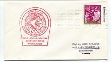 1971 Apollo 15 Scott Worden Irwin NASA Station Madrid Spain Space Cover