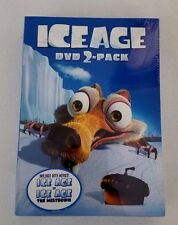 Ice Age 2-Pack DVD Ice Age & Ice Age the Meltdown NEW