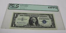FR 1621 1957 B One Dollar Note 1 Silver Certificate PCGS Graded 64 V Choice New