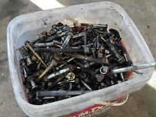 Random Metric Nuts And Bolts Approx. 35lbs