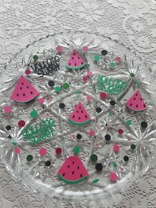 One In A Melon Baby Shower Confetti; Watermelon Themed Party Decor; Unisex...