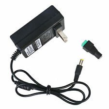 NEW 12V DC 3A 3 amp 36W POWER Supply Adapter Transformer for LED Strip Light