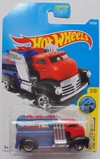 2016 Hot Wheels HW CITY WORKS 2/10 Fast Gassin' 167/250 (Red Cab Version)