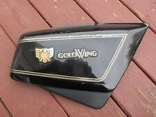Honda GL 1200 GL1200 Gold Wing 1986 Right Side Cover Frame Cover Black