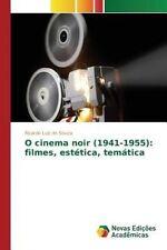 USED (LN) O cinema noir (1941-1955): filmes, estética, temática (Portuguese Edit
